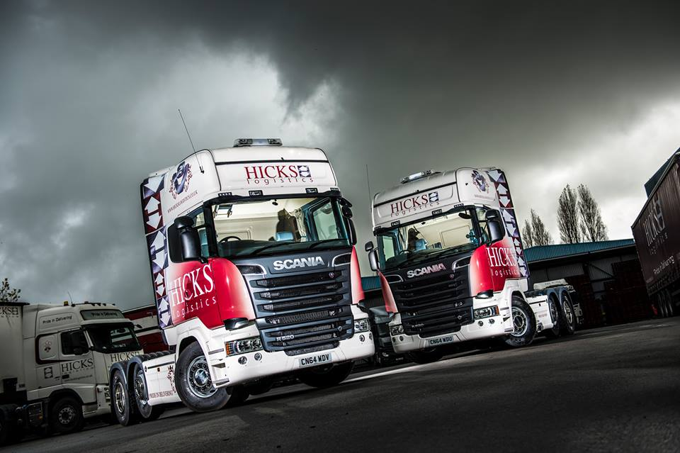 Evans Group Purchase Hicks Logistics