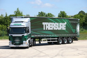 Treasure Transport Services Ltd