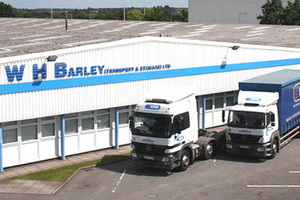 W H Barley Transport & Storage