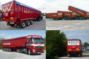 Clive Warcup Transport Ltd