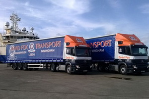David Fox Transport