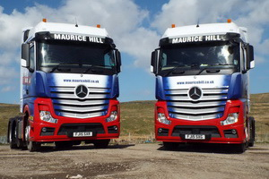 Maurice Hill Transport Ltd