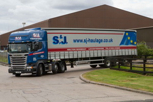 S & J European Haulage Ltd