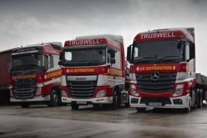 Truswell Haulage UK Distribution