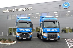 Welch's Transport Ltd